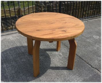 Table Rustic Round